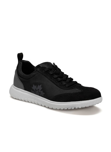 Lumberjack Erkek Siyah Sneakers 100498390  Siyah